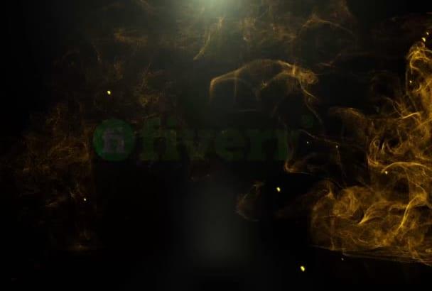 trailing horse or smoking logo