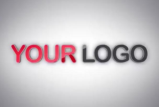 an attractive logo design