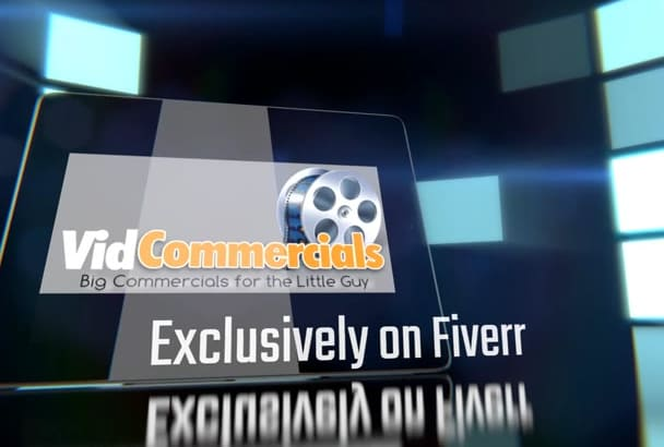 create a Video COMMERCIAL for Caterers