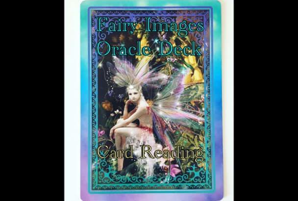 do an Oracle Card Reading