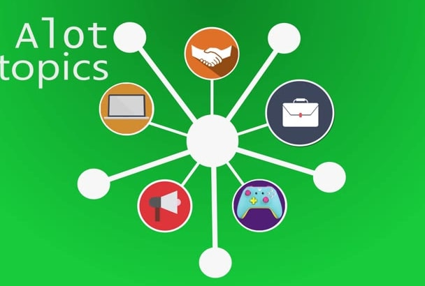 create to your topics a fantastic video animation