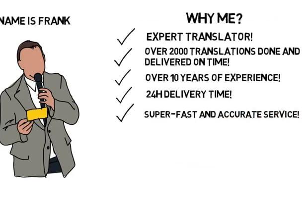 do BEST English,Italian,Romanian Translation