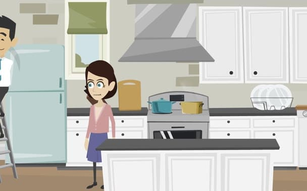 design 2D Animated Sales Explainer Video