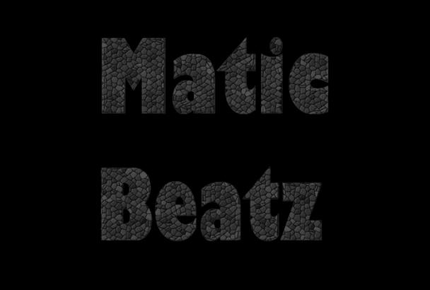 make a rap beat