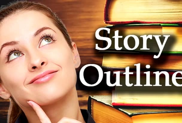 write an outline for your eBook or Novel