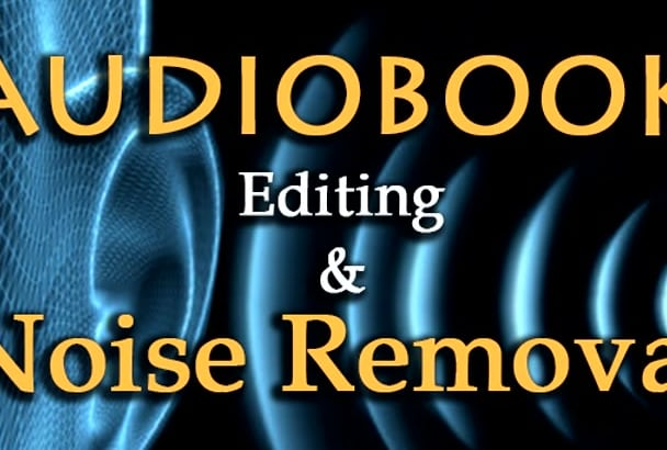 edit your RAW audiobook recording