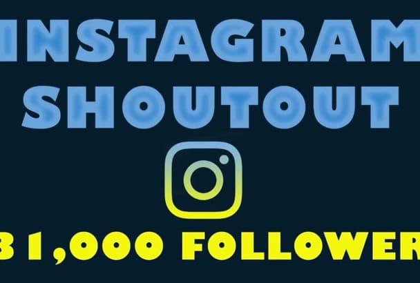 give a Shoutout on my 131k instagram Photography DSLR Page