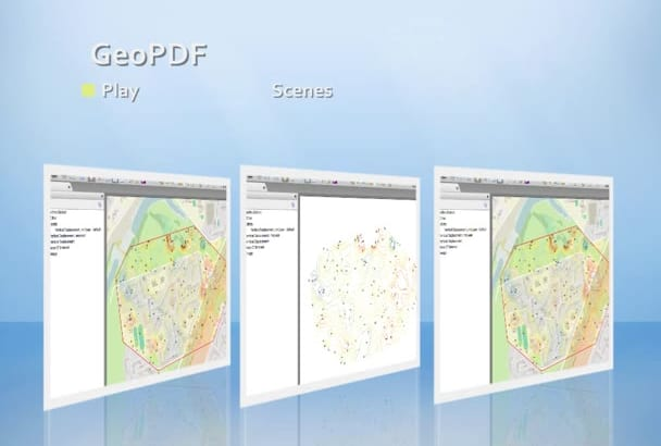 make perfect images based of Remote Sensing Data and GIS