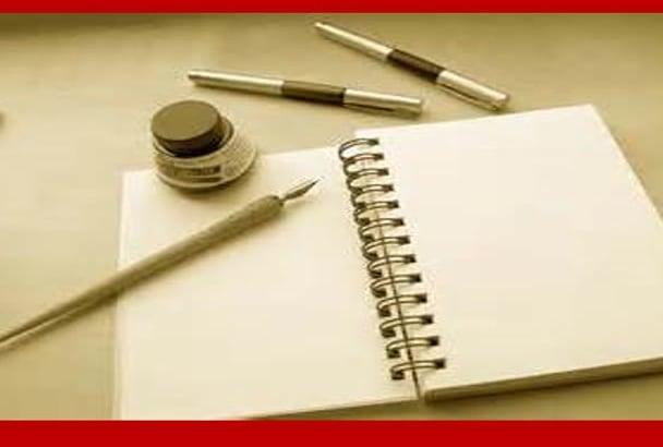 write a 400 words ESSAY for you