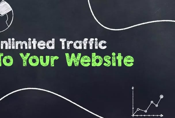 drive 2 Months Unlimited Website Traffic for 5 bucks