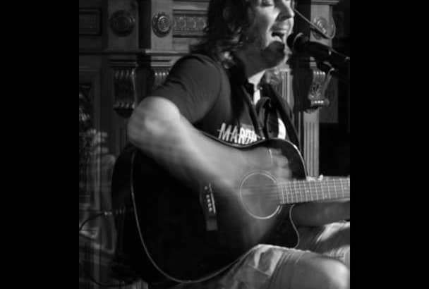 sing British Singer Songwriter IndieRock Vocal