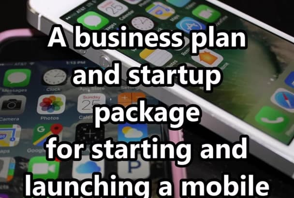 supply a Mobile App Company Business Plan