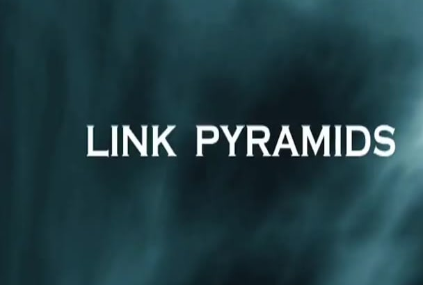 create Link Pyramid for your website with 800 Back1inks