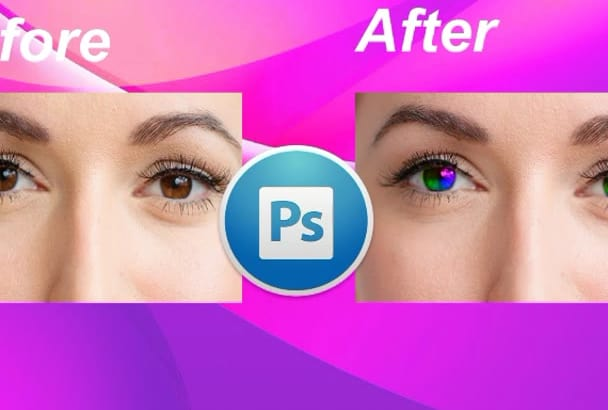 do professional Photo Editing in 24 hrs