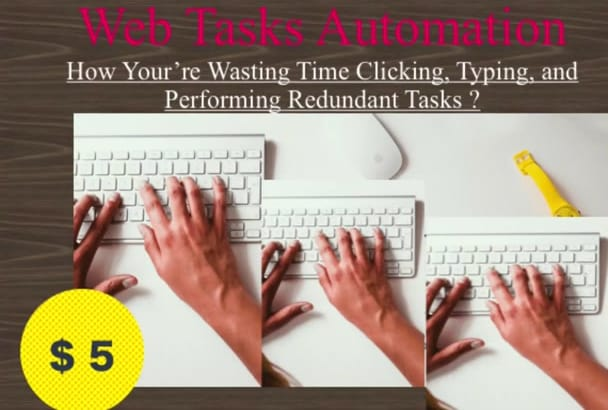 automate Your Browser Tasks A System to Have More Time