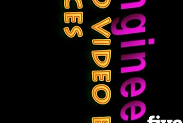 do PROFESSIONAL audio video editing