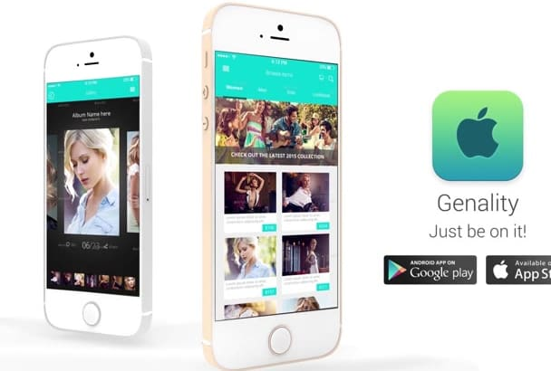 create app promo video for your mobile app