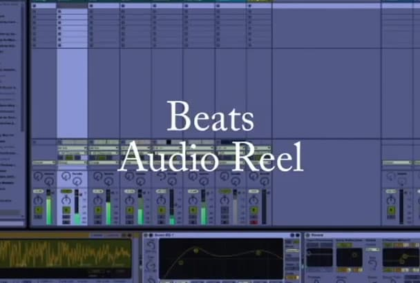 create a professional hiphop beat