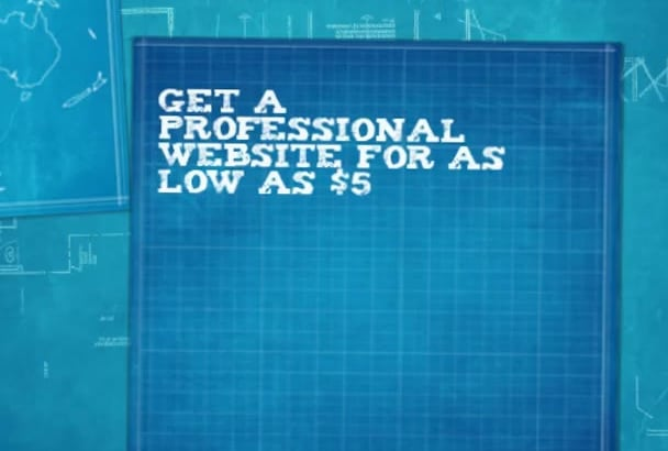 design Professional Website, Unlimited Revisions