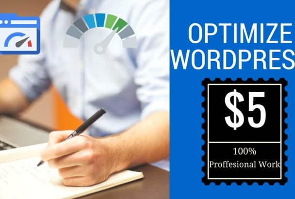 speed up your wordpress website and put A grade in GTMETRIX
