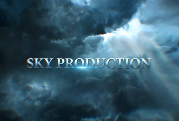 create Clouds impressive movie trailer