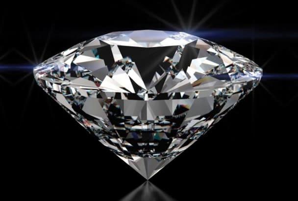 make diamonds video intro