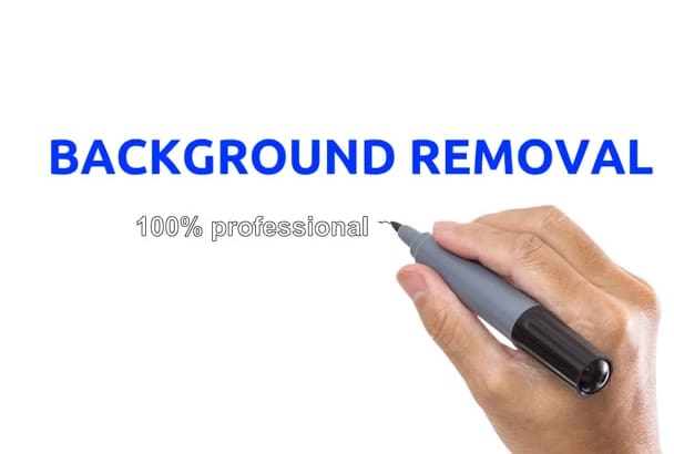 professionally Remove Background for 20 Pictures in 12 Hrs