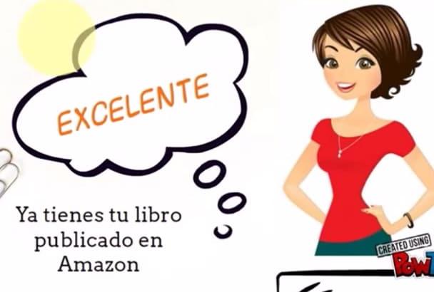 crear plan de Marketing de tu libro en Amazon