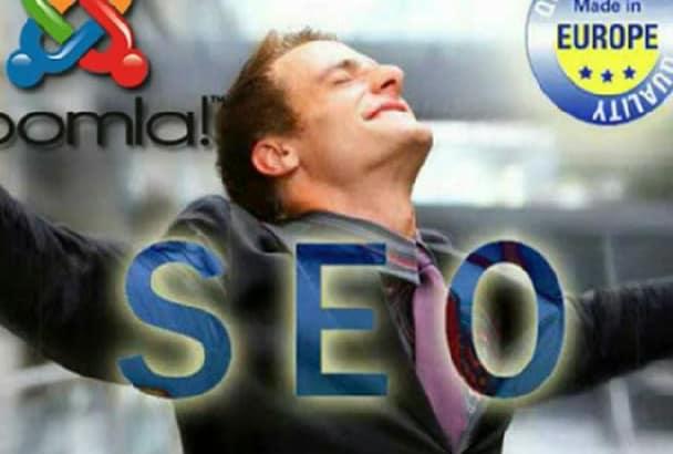 do full SEO optimization for your Joomla website
