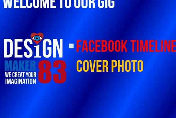 design facebook cover,page,Timeline,design, Photo ads Banner or header