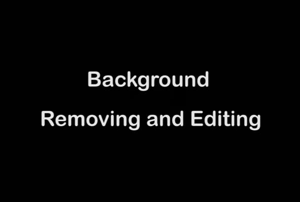 do any 10 images Background removing and  Retouching