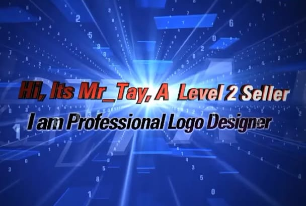 make 2 professional logo within 24hrs