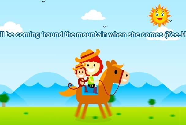 create a TOP Quality cartoon explainer video