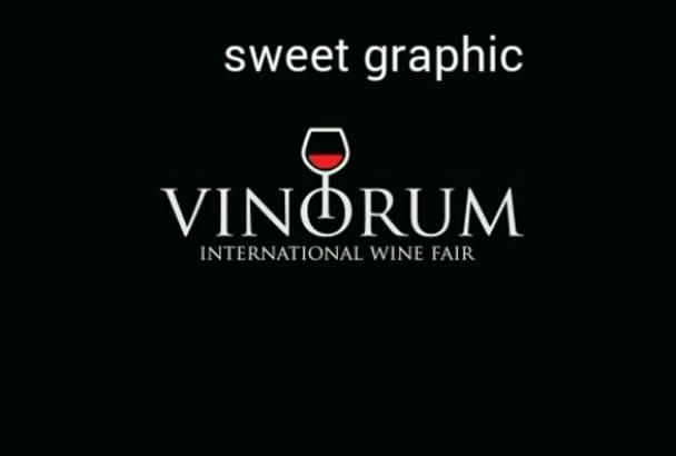 create for you creative logo design my best