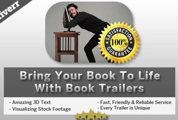bring Your Book to Life in An AMAZING Book Trailer