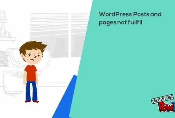 create WordPress custom post type for you