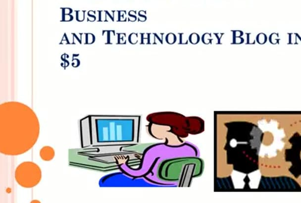 publish  Guest Post on DA25 Business and Technology Blog