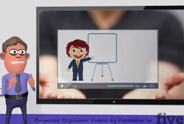 create an Animated Explainer Video With Voice Over