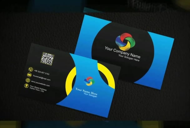 design outstanding eye catching business cards