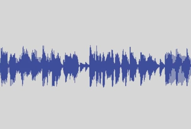 record a professional American male voice over narration