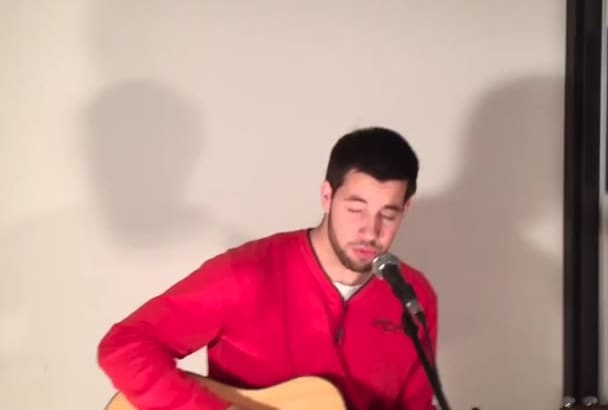 be your Male singer and songwriter