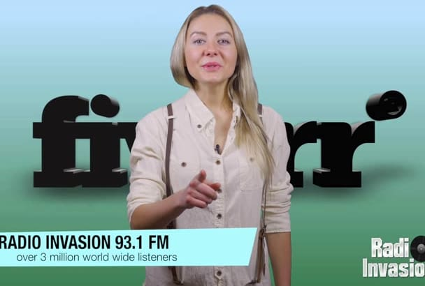 play your radio commercial 4,464 times on Radio Invasion FM