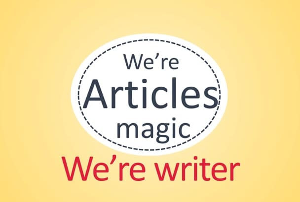 do SEO Article Writing for your website, up to 500 words