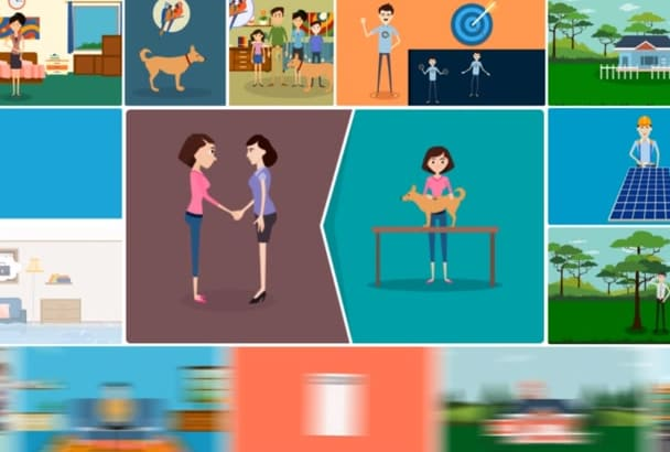 create Cool Explainer Video for Local Business