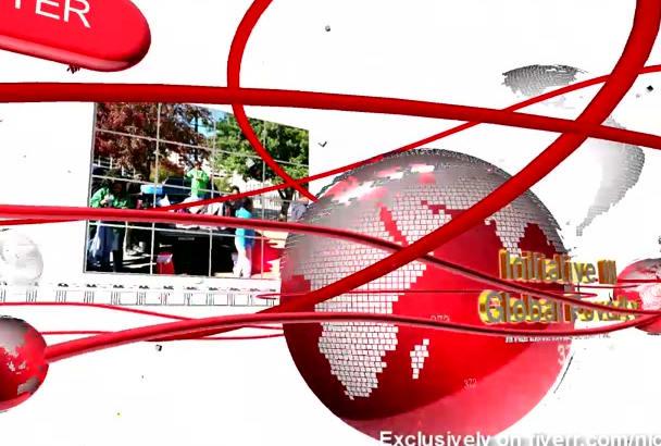 make News Presentation Video