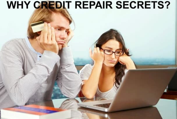 provide you with information to IMPROVE your credit score