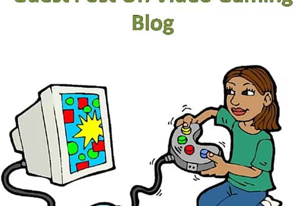 write and guest post on PR4 High Quality Game Blog