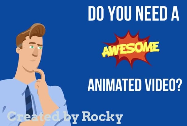 create an Awesome Animated Video
