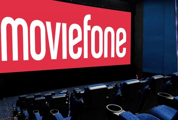 record a voiceover as the Moviefone guy