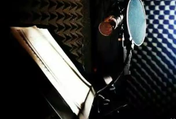 make you any voice over you need